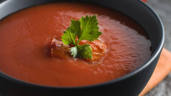 HOT POT TOMATO SOUP RECIPE